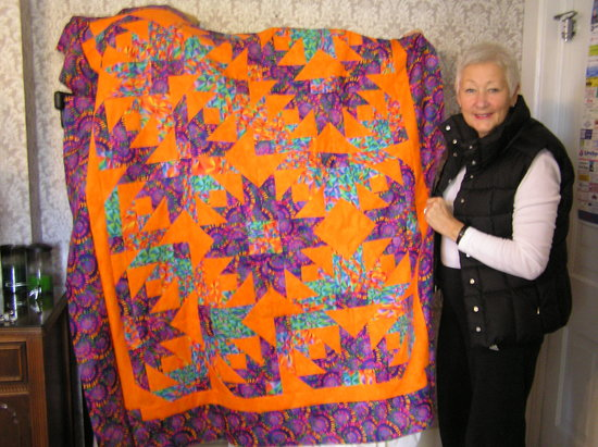 Murphy Guest House Bed and Breakfast: a quilters week end