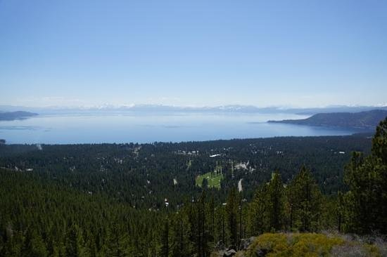 7 Seas Inn at Tahoe: North looking South