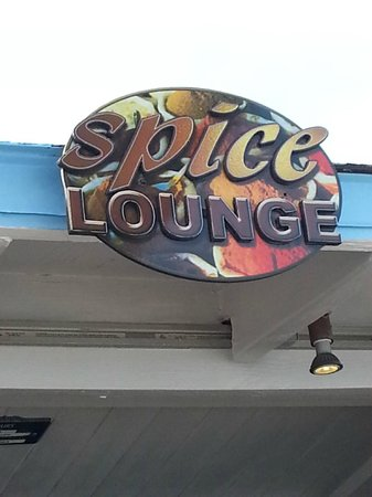 Pegasus International Hotel: The Spice Bar