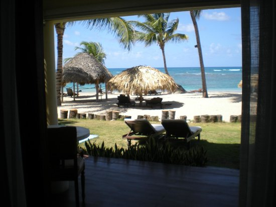 Zoetry Agua Punta Cana: View from our suite every day!