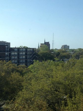 SpringHill Suites Savannah Downtown/Historic District : view