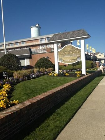 The Grand Hotel: Favorite Hotel in Cape May
