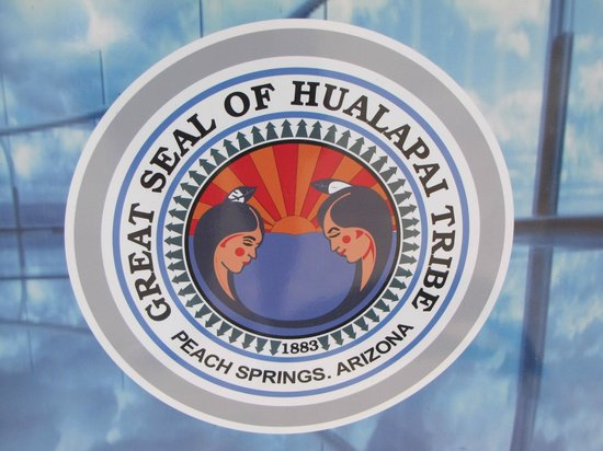 The Carriage House: Seal of the Hualapai Tribe
