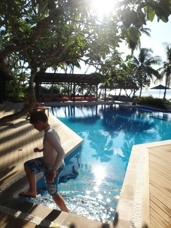 ‪‪Jean-Michel Cousteau Fiji Islands Resort‬: Main Pool‬