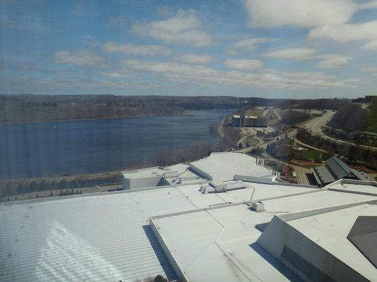 Mohegan Sun: View from room