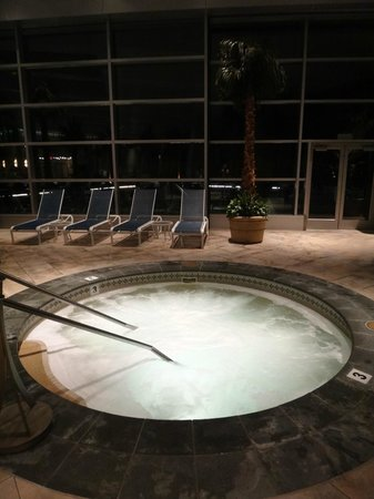 Mohegan Sun: Jacuzzi