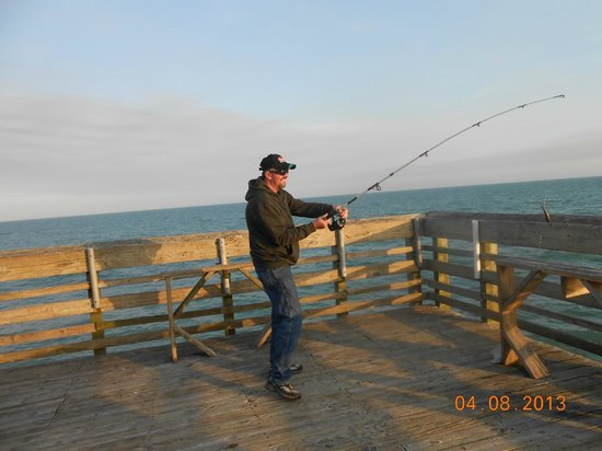 fishing picture of pier 14 myrtle beach tripadvisor