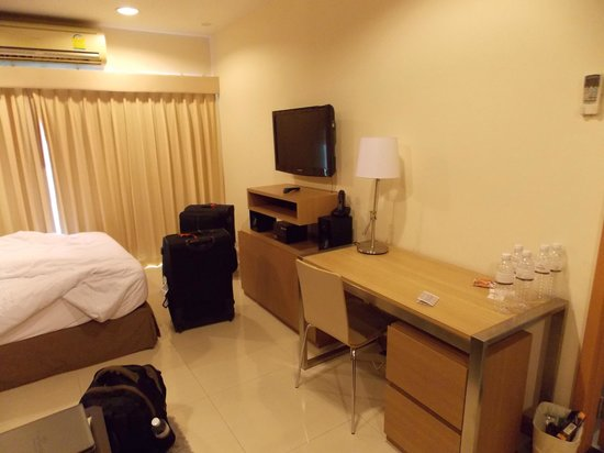Viva Garden Serviced Residence: Room
