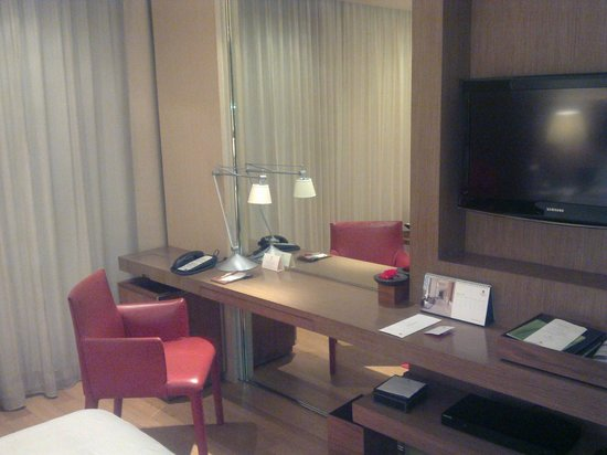 Trident, Bandra Kurla, Mumbai: Working space