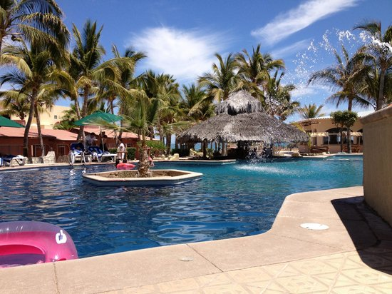 Buenavista, Mexico: Perfect Pool
