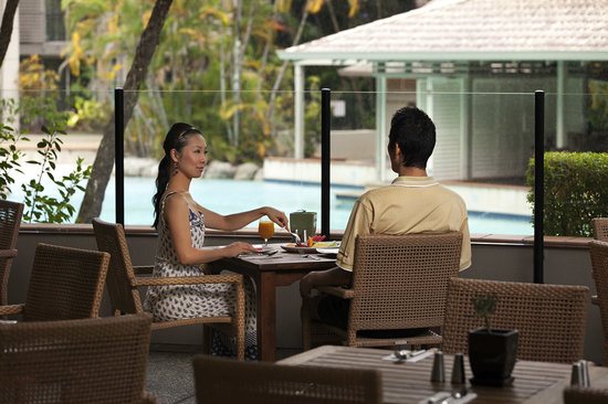 ‪‪Novotel Cairns Oasis Resort‬: Mizuna Terrace‬