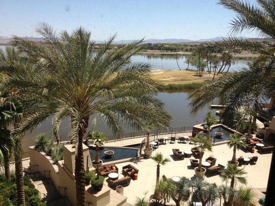 The Westin Lake Las Vegas Resort & Spa: Our view from the room