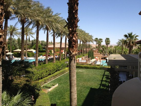 The Westin Lake Las Vegas Resort & Spa: The 2 pools
