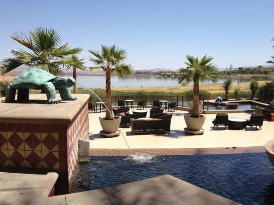 The Westin Lake Las Vegas Resort & Spa: A place to relax and hang out