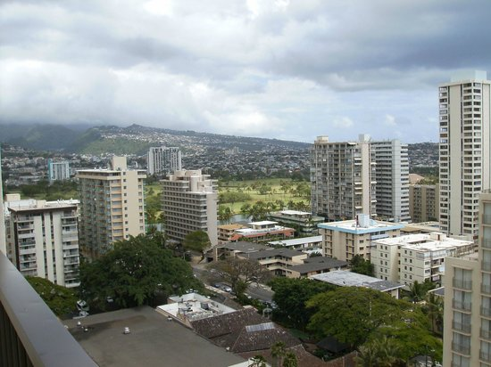 Miramar At Waikiki: City view