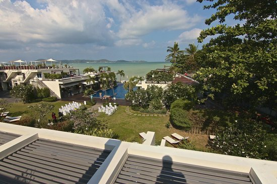 Serenity Resort & Residences Phuket: Daytime view