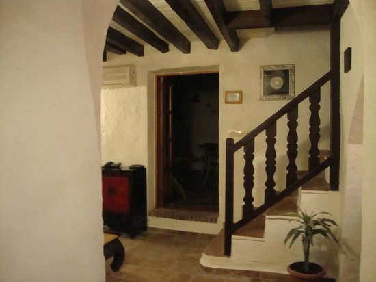 La Villa Marbella - Charming Hotel: The Cottage Courtyard area - stairs to 2 rooms upstairs