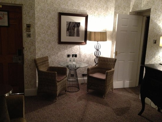 De Vere Mottram Hall: Raeburn suite