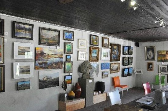 Calitzdorp, Afrika Selatan: The Gallery