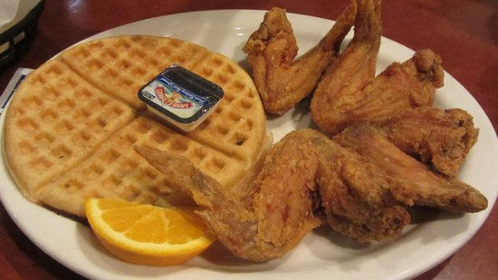 Gladys Knight's Chicken And Waffles Deals