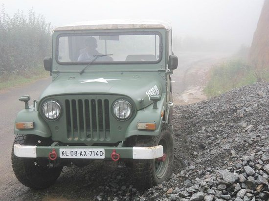 "Blackberry Hills Retreat & Spa: ""Sahya Zone - Jeep Safari"""