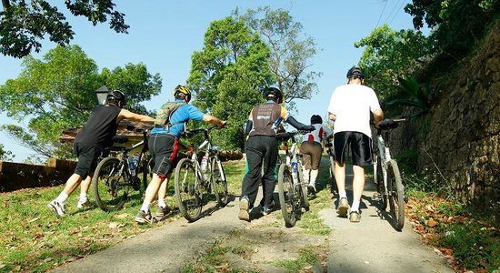 "Blackberry Hills Retreat & Spa: ""Sahya Zone - Cycling Trips"""