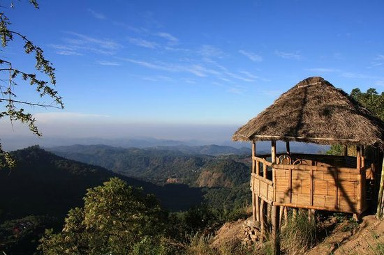 "Blackberry Hills Retreat & Spa: ""Bamboo Hut View Point"""