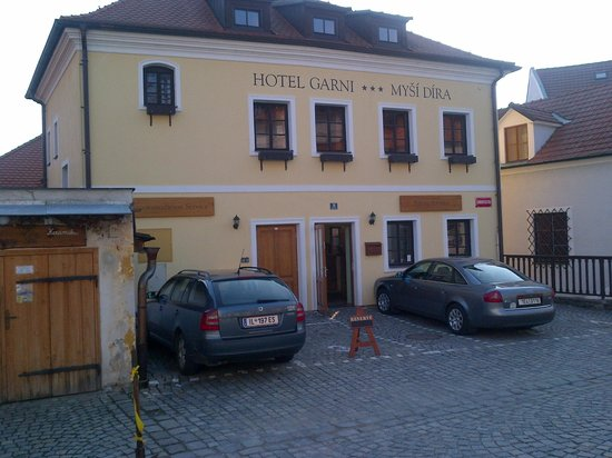 Photo of Hotel Garni Mysi Dira Cesky Krumlov