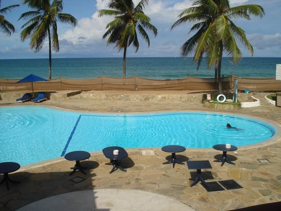 Jacaranda Indian Ocean Beach Resort: Pool