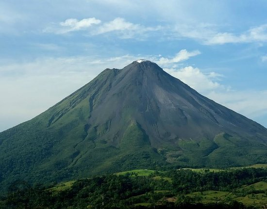 The Springs Resort and Spa at Arenal: Arenal Volcano - © Rob Migliaccio 2013 - ALL RIGHTS RESERVED