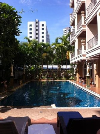 Rita Resort & Residence: swimming pool