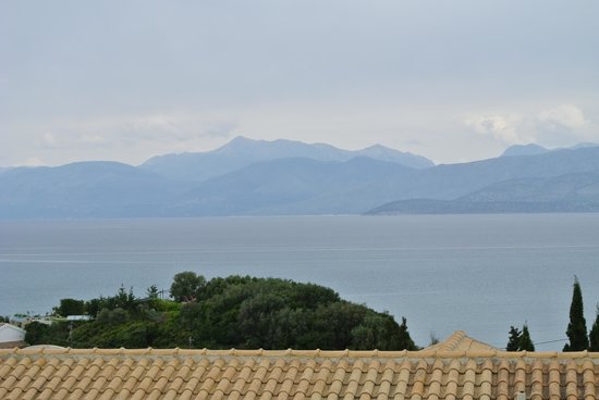 Agios Spyridonas accommodation