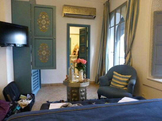 Riad Idra: Ahlam room