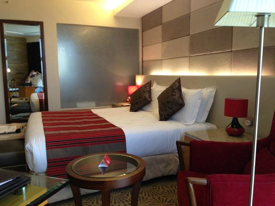The Boma Nairobi: room