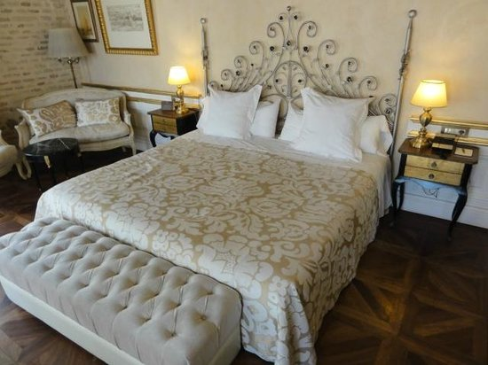 Hotel Casa 1800: Every bed should be as comfortable