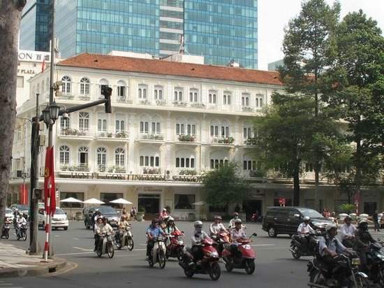 Hotel Continental: The Continental Hotel Ho Chi Minh City