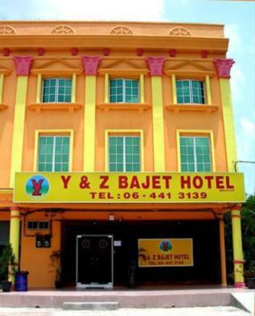 alojamientos bed and breakfasts en Tampin 