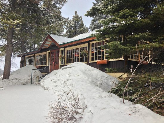 ‪‪Storm Mountain Lodge & Cabins‬: lodge‬