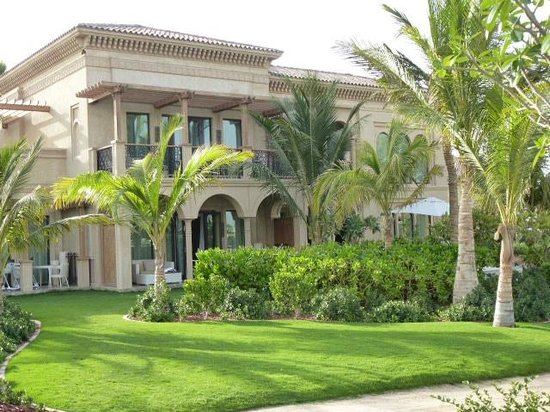 One&amp;Only The Palm Dubai: Mansion zum Strand