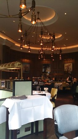 The Langham, London: ROUX at the Landau