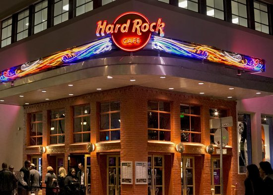 Hard Rock Cafe Stockholm Prices