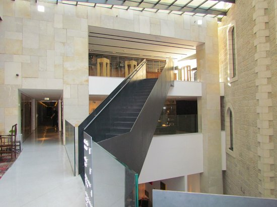Mamilla Hotel: Reception