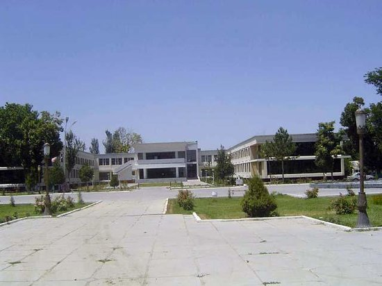 Hotel Shakhrisabz