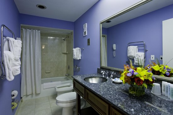 Commonwealth Park Suites Hotel: Guest Bathroom