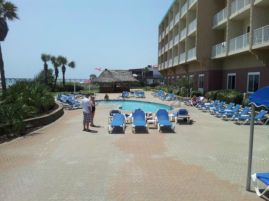 Hampton Inn Pensacola Beach: Pool 1
