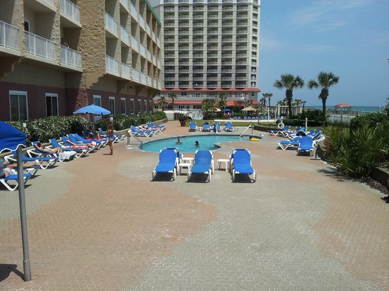 Hampton Inn Pensacola Beach: Pool 2