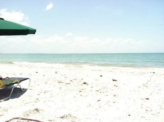 Sanibel Inn: gorgeous beach