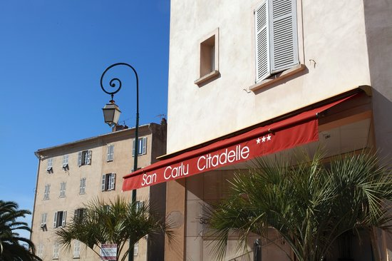 Photo of Hotel San Carlu Citadelle Ajaccio