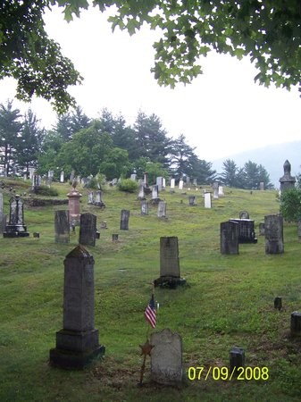 Plymouth, VT: Cemetery