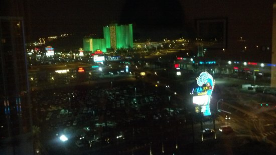 Aquarius Casino Resort: view from room